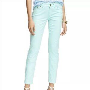 Brooks Brothers Natalie Fit Capri Pants Size 6